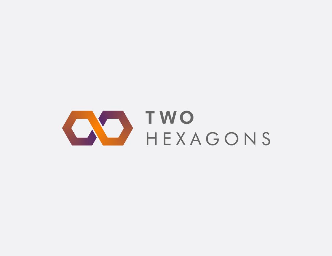 TwoHexagons logo