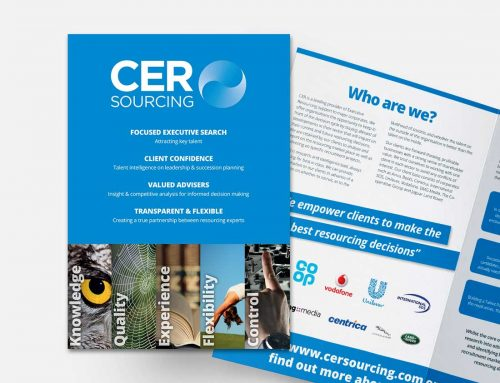 CER Sourcing – Mini Brochure