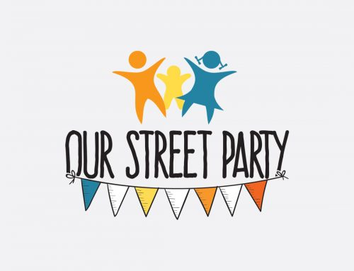 Our Street Party – Logo and Branding