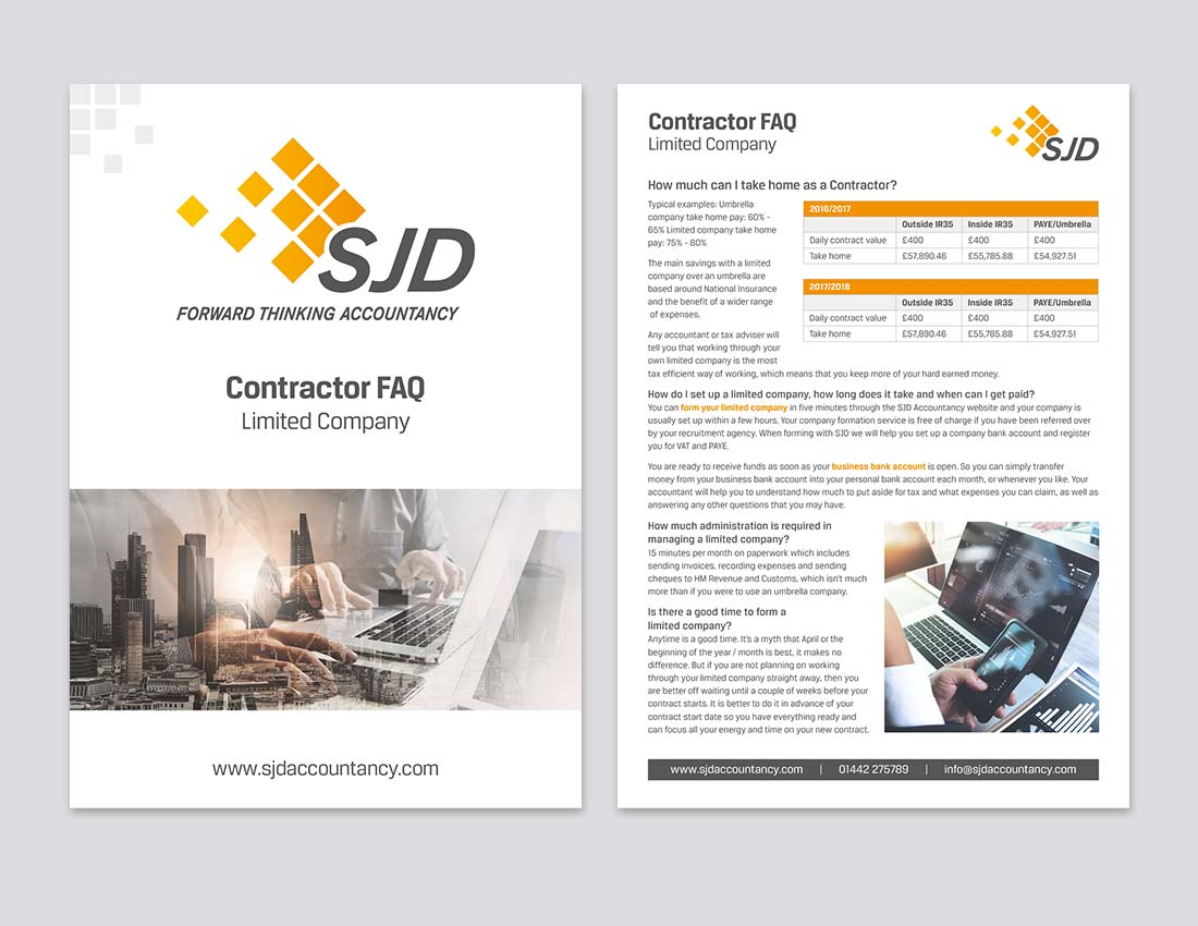 SJD Accountancy Guides