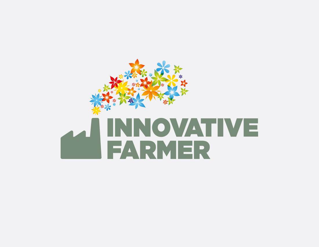 Innovative Farmer Logo and Branding