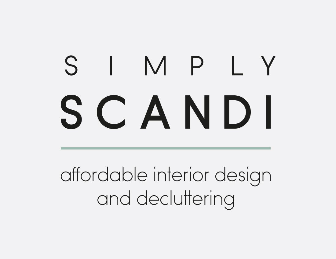 Simply Scandi Logo and Branding
