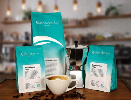 Coffee-Direct – Branded Coffee Bags
